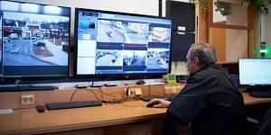 Informace k provozu městského kamerového dohlížecího systému