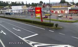 Kamerový bod - Autobusové nádraží