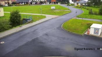 Kamerový bod - Sportovní hala