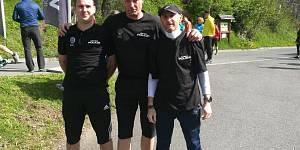 Strážníci se zúčastnili charitativní akce